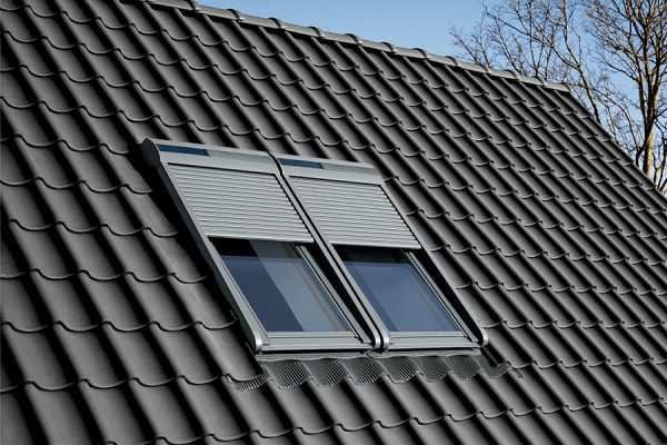 Dachfenster Rolladen