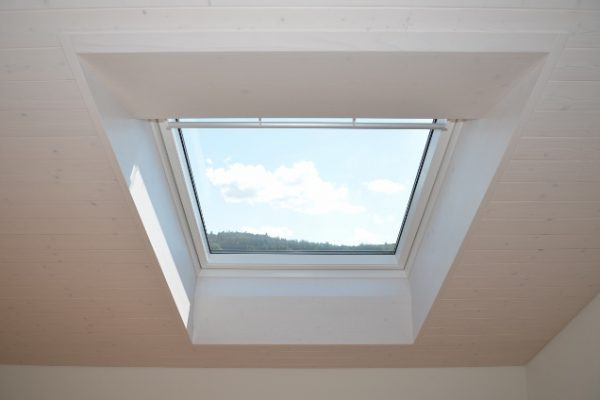 Dachfenster Wohnraum