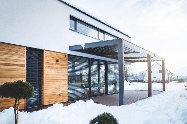 Fenster Holz-Metall