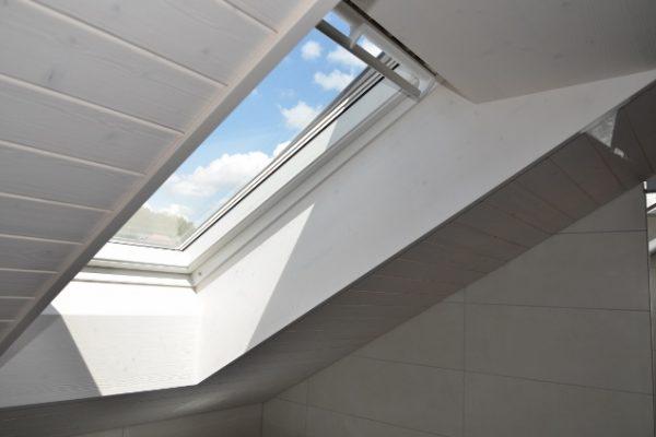 Dachfenster Badezimmer